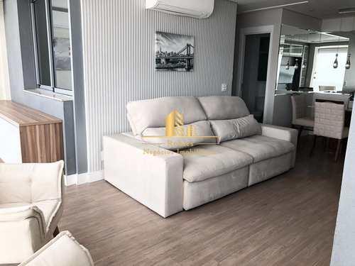 Apartamento, código 827 em São Paulo, bairro Santo Amaro