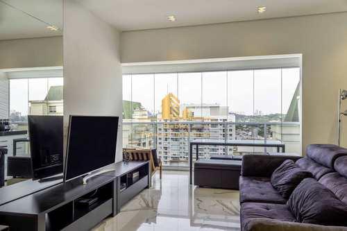 Apartamento, código 830 em São Paulo, bairro Brooklin