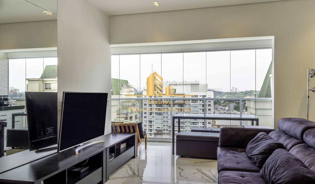 Apartamento em São Paulo, bairro Brooklin
