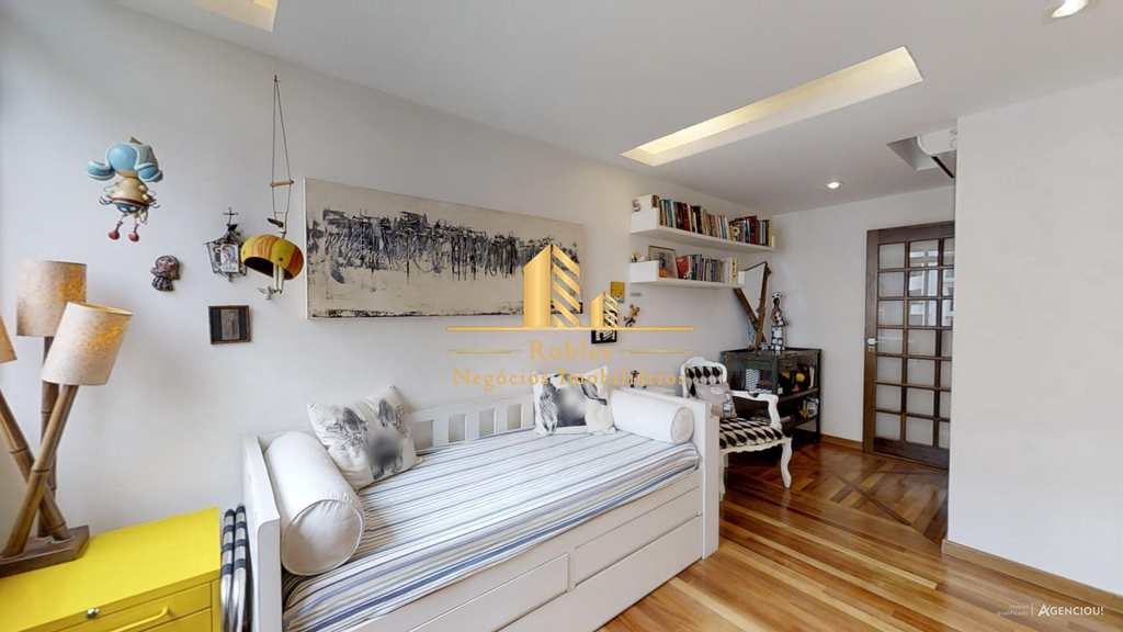 Apartamento em São Paulo, no bairro Cerqueira César