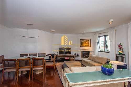 Apartamento, código 842 em São Paulo, bairro Brooklin Paulista