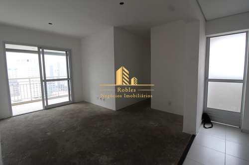 Apartamento, código 845 em São Paulo, bairro Brooklin Novo
