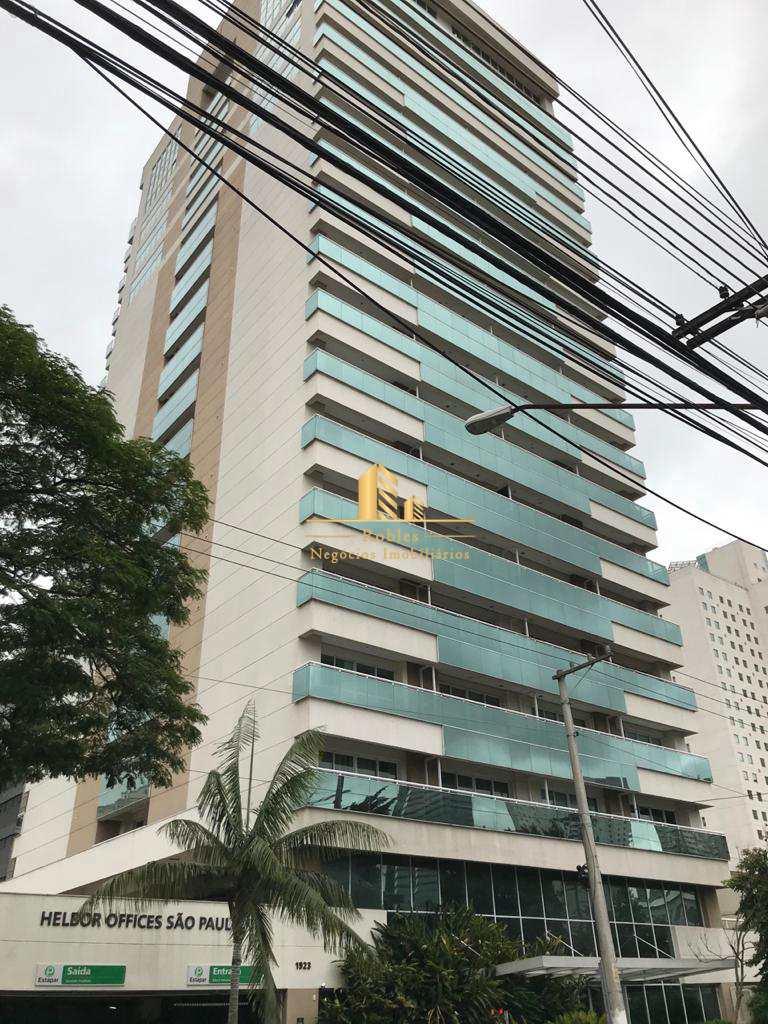 Conjunto Comercial em São Paulo, no bairro Chácara Santo Antônio (Zona Sul)