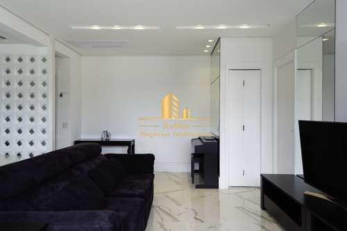 Apartamento, código 858 em São Paulo, bairro Brooklin