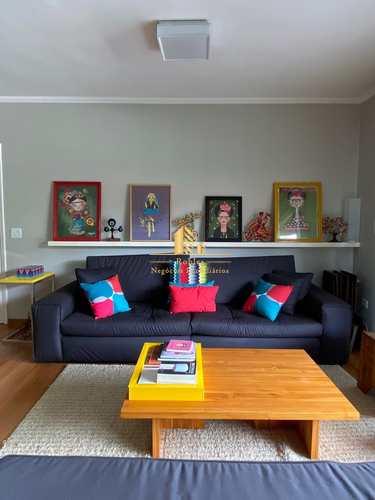Apartamento, código 872 em São Paulo, bairro Brooklin Paulista