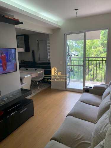 Apartamento, código 909 em São Paulo, bairro Jardim Parque Morumbi