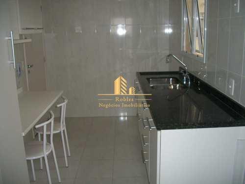 Apartamento, código 920 em São Paulo, bairro Santo Amaro