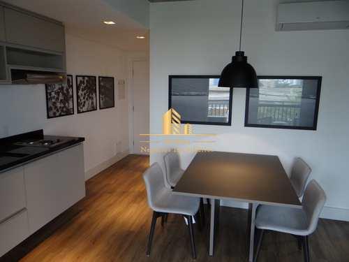 Apartamento, código 931 em São Paulo, bairro Cidade Monções