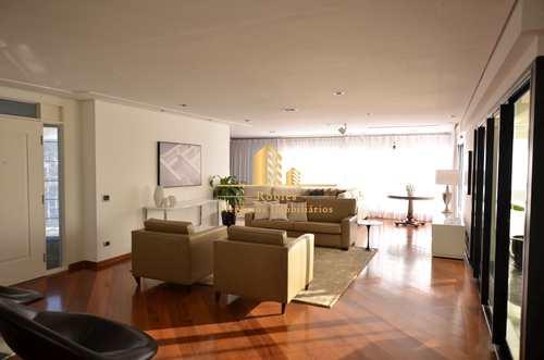 Apartamento, código 939 em São Paulo, bairro Ibirapuera