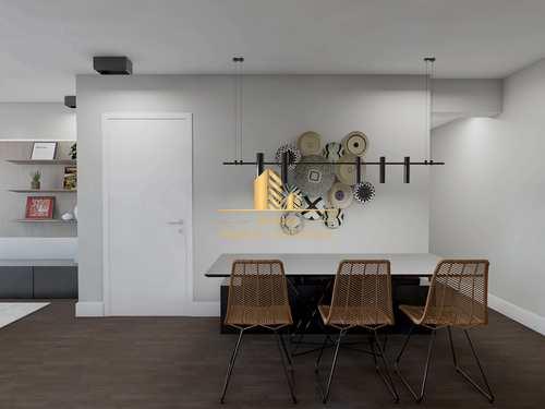 Apartamento, código 940 em São Paulo, bairro Moema Pássaros