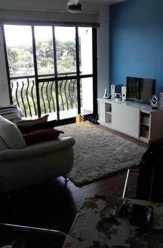Apartamento, código 957 em São Paulo, bairro Santo Amaro