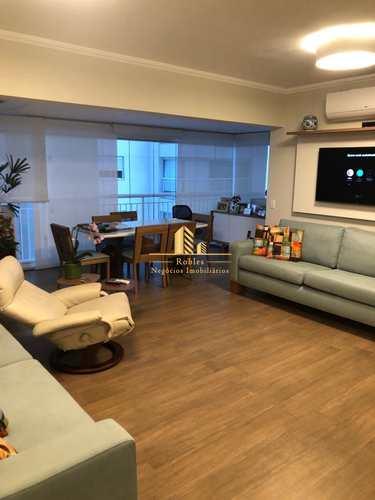 Apartamento, código 960 em São Paulo, bairro Chácara Santo Antônio (Zona Sul)