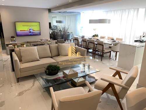 Apartamento, código 961 em São Paulo, bairro Brooklin Paulista