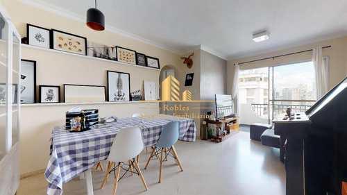Apartamento, código 977 em São Paulo, bairro Vila Nova Conceição