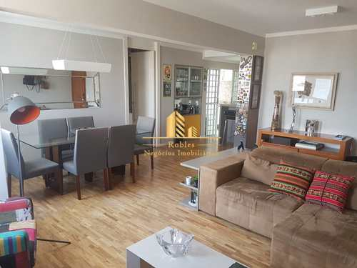 Apartamento, código 981 em São Paulo, bairro Granja Julieta