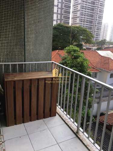Apartamento, código 1008 em São Paulo, bairro Brooklin Paulista