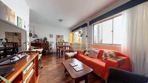 Apartamento, código 1017 em São Paulo, bairro Moema