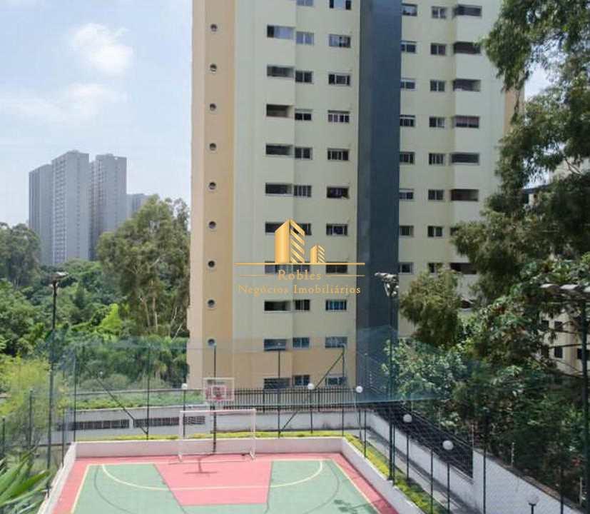 Apartamento em São Paulo, no bairro Morumbi