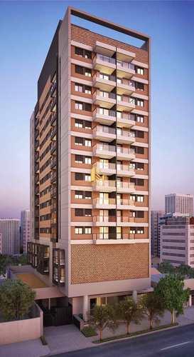 Apartamento, código 1077 em São Paulo, bairro Pinheiros
