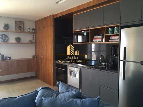 Apartamento, código 1086 em São Paulo, bairro Brooklin