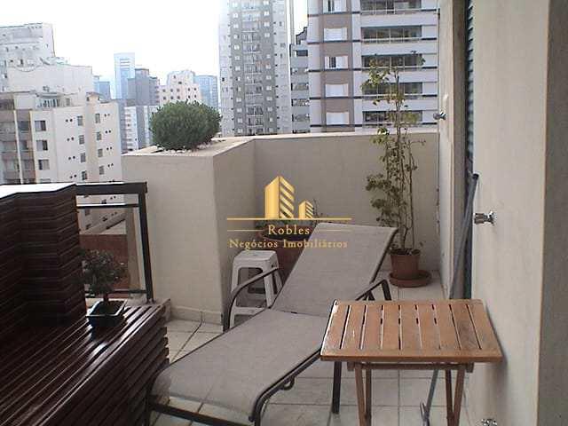 Cobertura em São Paulo, no bairro Pinheiros