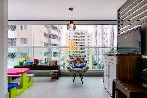 Apartamento, código 1123 em São Paulo, bairro Cidade Monções