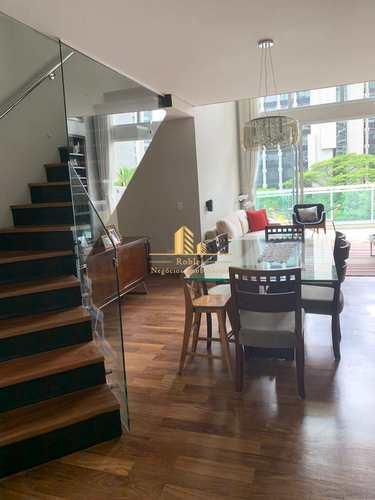Apartamento, código 1140 em São Paulo, bairro Brooklin