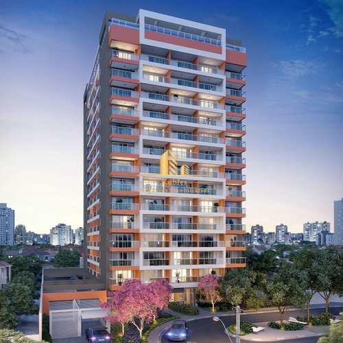 Apartamento, código 1173 em São Paulo, bairro Campo Belo