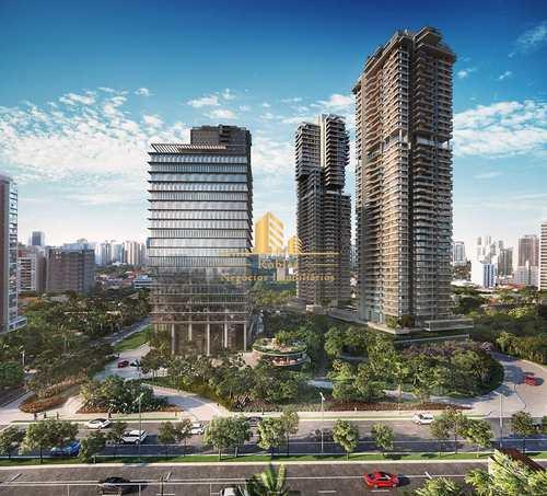 Apartamento, código 1175 em São Paulo, bairro Brooklin