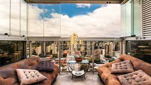 Apartamento, código 1185 em São Paulo, bairro Vila Olímpia