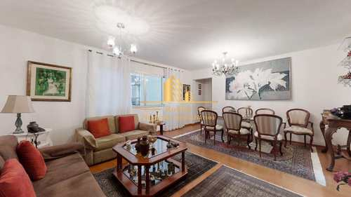 Apartamento, código 1201 em São Paulo, bairro Brooklin Paulista