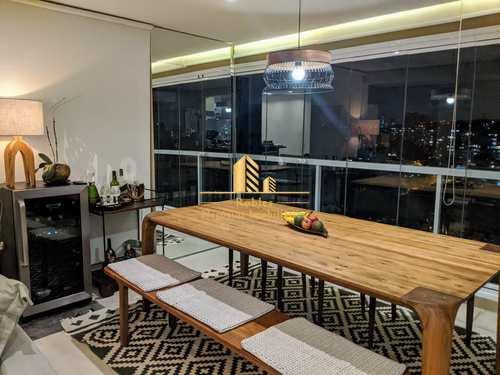 Apartamento, código 1235 em São Paulo, bairro Jardim Fonte do Morumbi
