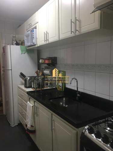Apartamento, código 1236 em São Paulo, bairro Cidade Monções