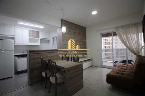 Apartamento, código 1251 em São Paulo, bairro Vila Gertrudes