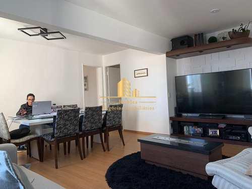 Apartamento, código 1253 em São Paulo, bairro Vila Cruzeiro