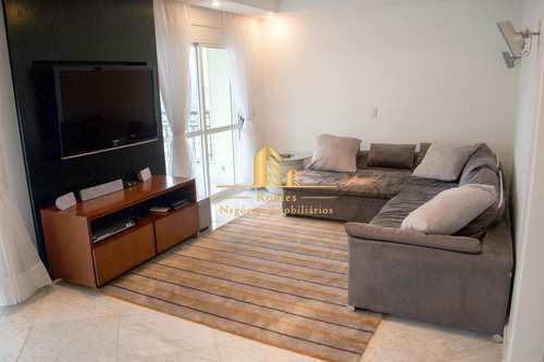 Apartamento, código 1317 em São Paulo, bairro Cidade Monções