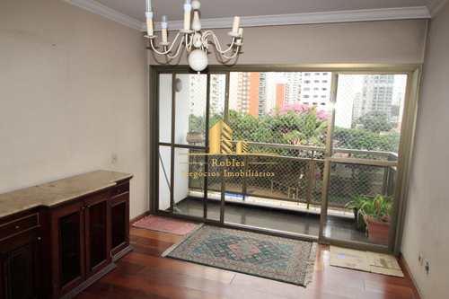 Apartamento, código 1362 em São Paulo, bairro Moema