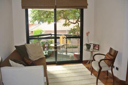 Apartamento, código 1379 em São Paulo, bairro Moema Pássaros
