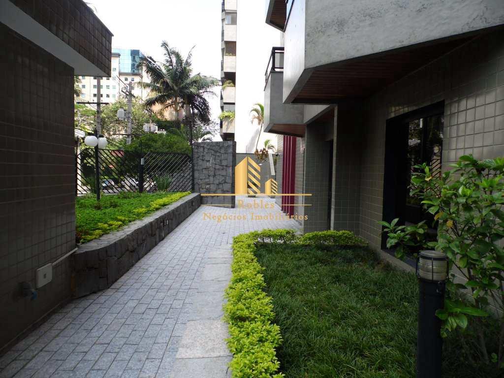 Apartamento em São Paulo, no bairro Moema Pássaros