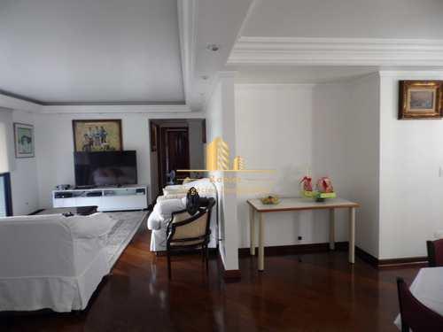 Apartamento, código 1424 em São Paulo, bairro Moema Pássaros