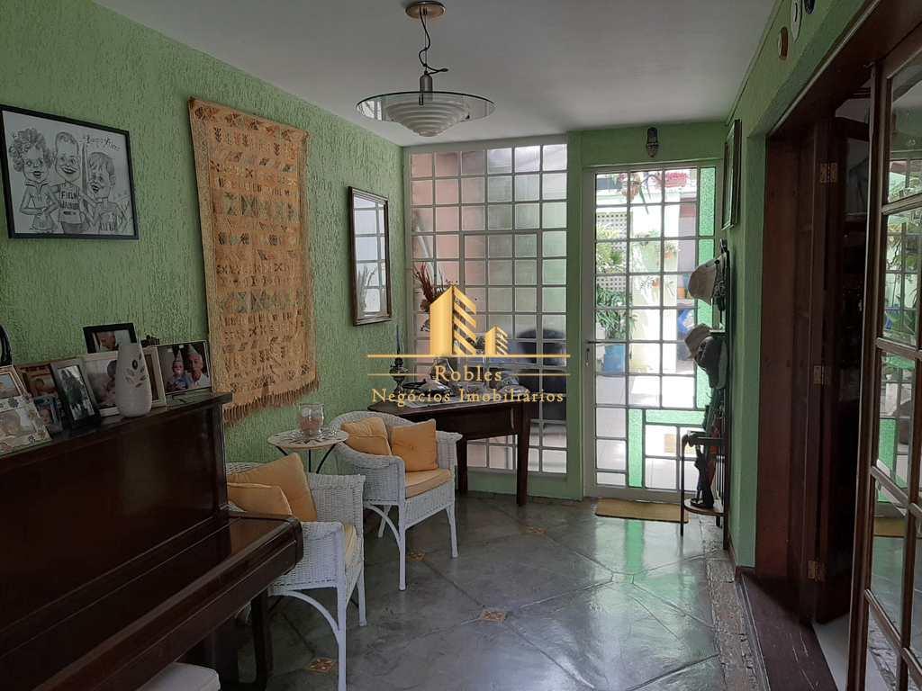 Casa de Vila em São Paulo, no bairro Santo Amaro