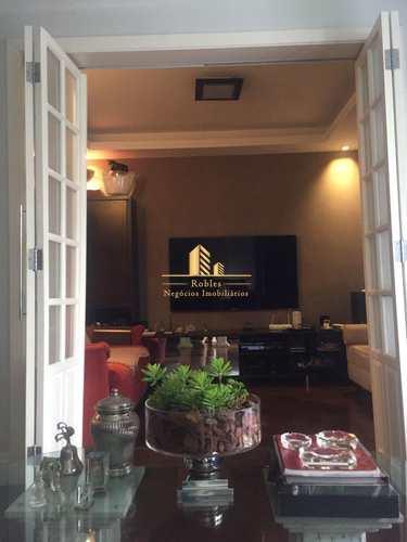 Apartamento, código 1454 em São Paulo, bairro Brooklin Paulista