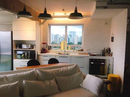 Apartamento, código 1457 em São Paulo, bairro Brooklin Novo