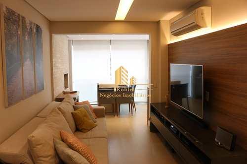 Apartamento, código 1475 em São Paulo, bairro Brooklin Novo