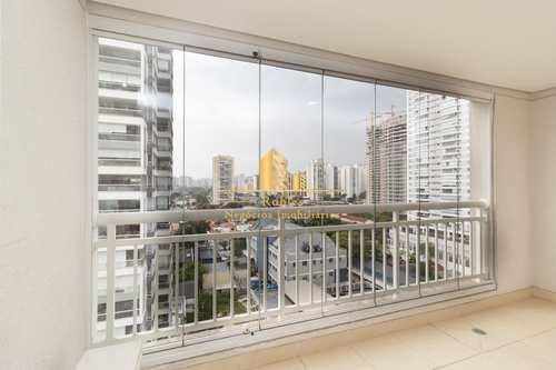 Apartamento, código 1481 em São Paulo, bairro Cidade Monções