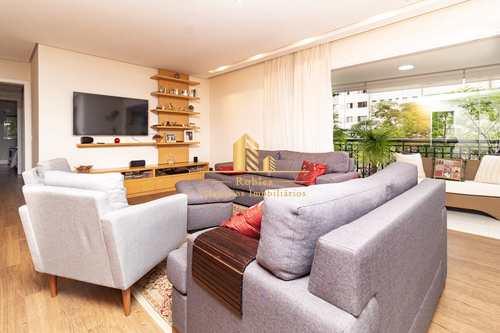 Apartamento, código 1501 em São Paulo, bairro Brooklin