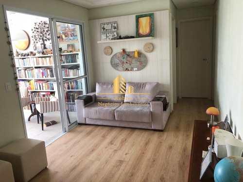Apartamento, código 1505 em São Paulo, bairro Santo Amaro