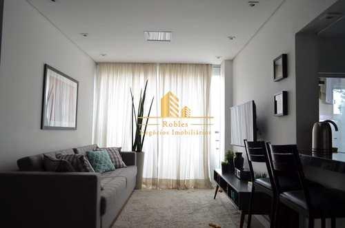 Apartamento, código 1519 em São Paulo, bairro Brooklin Paulista