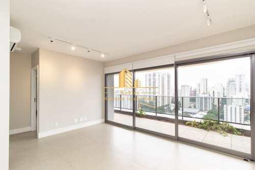 Apartamento, código 1548 em São Paulo, bairro Brooklin Paulista