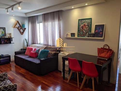 Apartamento, código 1552 em São Paulo, bairro Brooklin Paulista